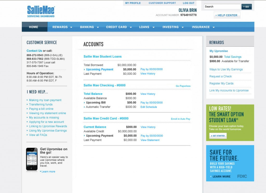 SallieMae_Dashboard_2